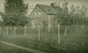 Elternhaus auf dem Steinberg in Zeesen, Quelle: Familienarchiv