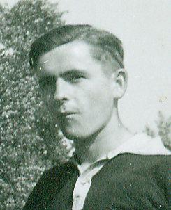 Paul Dinter 1943, Quelle: Familienarchiv