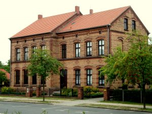 Pfarrhaus heute, Foto: Norbert Seyer